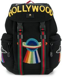 Gucci Hollywood Embroidered Backpack