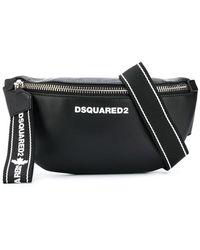 DSquared² ベルトバッグ - ブラック