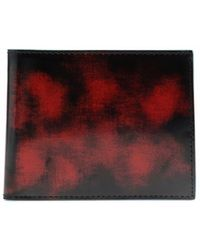 CAMPERLAB Abstract-print Wallet - Red