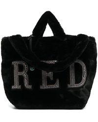 RED Valentino ハンドバッグ - ブラック