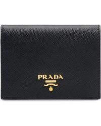 Prada - 二つ折り財布 - Lyst