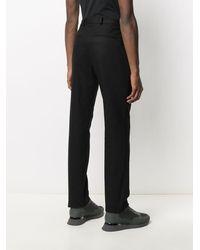 Stephan Schneider High-waisted Tailored Pants - Black