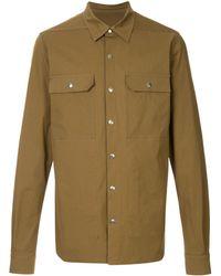 Rick Owens - ボタンシャツ - Lyst