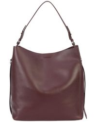 AllSaints | Relaxed Shopping Tote | Lyst