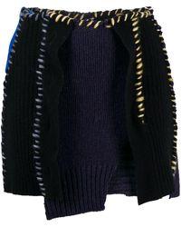 Marni ニットスカート - ブルー