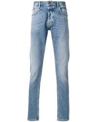 Deus Ex Machina - Faded Slim Fit Jeans - Lyst