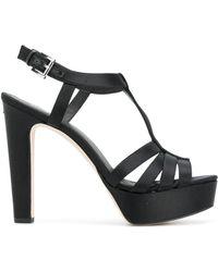 MICHAEL Michael Kors - Catalina Platformed Sandals - Lyst