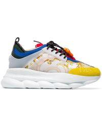 Versace 'Chain Reaction' Sneakers - Mehrfarbig