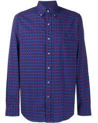 Polo Ralph Lauren - チェック ロングスリーブシャツ - Lyst