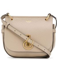 Mulberry Small Amberley Satchel - Gray