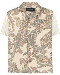 Viktor & Rolf - Hawaiihemd mit Paisley-Print - Lyst