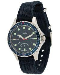 SCAROSSO - X Timex Navi Depth Steel Timex 38mm - Lyst
