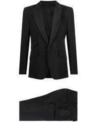 Dolce & Gabbana スリーピース フォーマルスーツ - ブラック