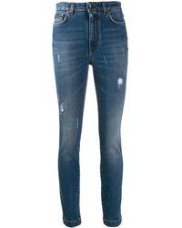 Dolce & Gabbana Jeans skinny - Blu