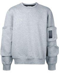 Public School - Sleeve Detail Sweatshirt - Lyst