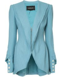 Kitx Perfectly Fitted Jacket - Blue