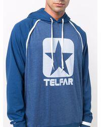 Converse X Telfar Hoodie - Blau