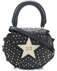Salar - Studded Round Tote - Lyst