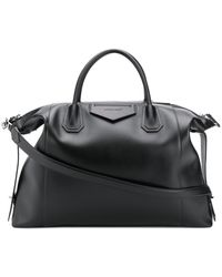 Givenchy Сумка-тоут Antigona Soft - Черный
