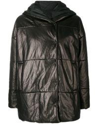 Salvatore Santoro - Oversized Padded Jacket - Lyst