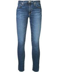 AG Jeans スリムジーンズ - ブルー