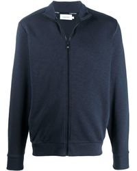 Calvin Klein Кардиган С Вышитым Логотипом - Синий
