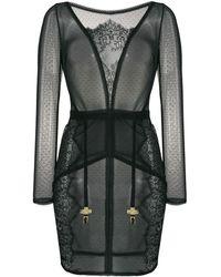 Maison Close Inspiration Divine Dress - Black