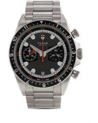 Tudor Наручные Часы Heritage Chrono 2000-х Годов - Серый