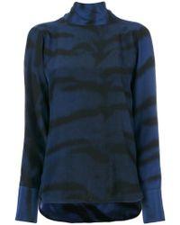 Alberto Biani - Roll Neck Sweatshirt - Lyst