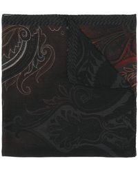Etro - Ombre Print Scarf - Lyst