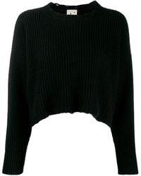L'Autre Chose - クロップドセーター - Lyst