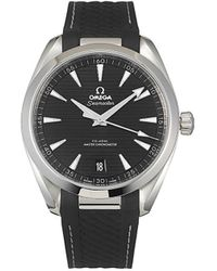 Omega - Наручные Часы Seamaster Aqua Terra 150 M Co-axial Master Chronometer Pre-owned 41 Мм 2020-го Года - Lyst