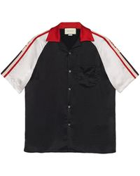 Gucci - ボウリングシャツ - Lyst