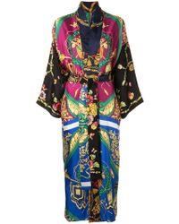 Rianna + Nina - Baroque Print Kimono - Lyst