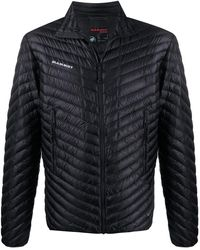 Mammut Delta X Padded Quilted Jacket - Blue