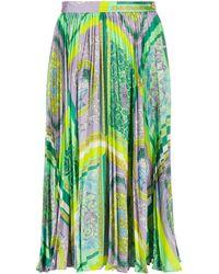 Versace - バロッコ モザイク スカート - Lyst