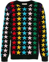 Gucci - レインボースター セーター - Lyst