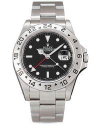 Rolex - Наручные Часы Explorer Ii Pre-owned 40 Мм 2000-го Года - Lyst