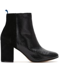 Blue Bird Shoes Duo Couro ブーツ - ブラック
