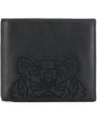 KENZO Kampus Tiger 財布 - ブラック