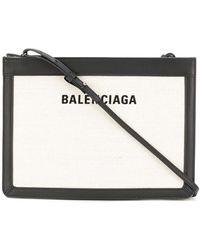 Balenciaga Клатч 'aj' - Черный