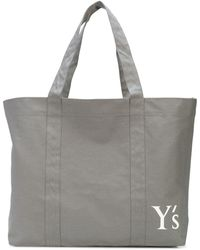 Y's Yohji Yamamoto - ロゴ トートバッグ - Lyst