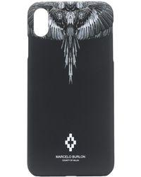 Marcelo Burlon - Wings Iphone Xs Max ケース - Lyst