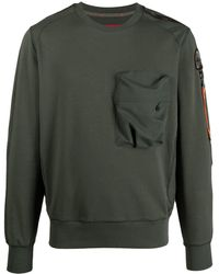 Parajumpers Sabre Rescue Fleece Sweater - Green