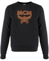MCM ロゴ スウェットシャツ - ブラック