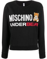 Moschino - Underbear スウェットシャツ - Lyst