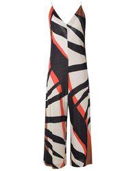 Osklen Tropical Print Jumpsuit - マルチカラー