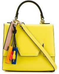 MSGM - Small M Handbag - Lyst