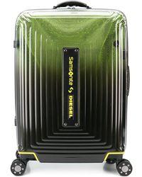 DIESEL X Samsonite Cw8*19001 Neopulse スーツケース - グリーン