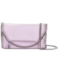 Stella McCartney | Shaggy Deer Falabella Shoulder Bag | Lyst